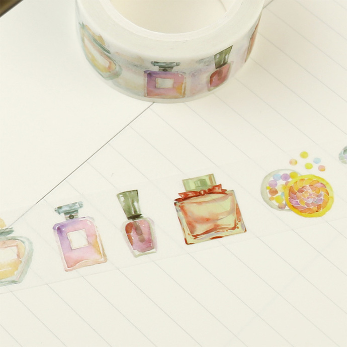 Kawaii Washi Masking Tape