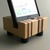 Wood iPhone Dock, Charging Stand, Docking Station, Modern, iPhone 5 Stand,