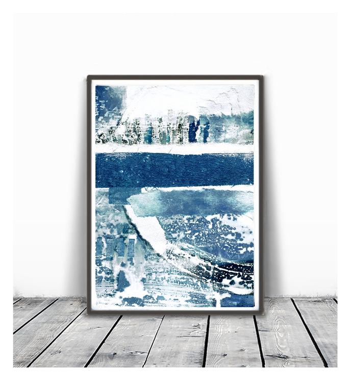 Abstract Art Print, Printable Art, Wall Decor, Wall Art, Instant Download, Art