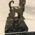 Kay Finch Reproduction Antique Afghan Hound Trophy Topper