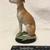 Staffordshire Whippet/Greyhound Figurine