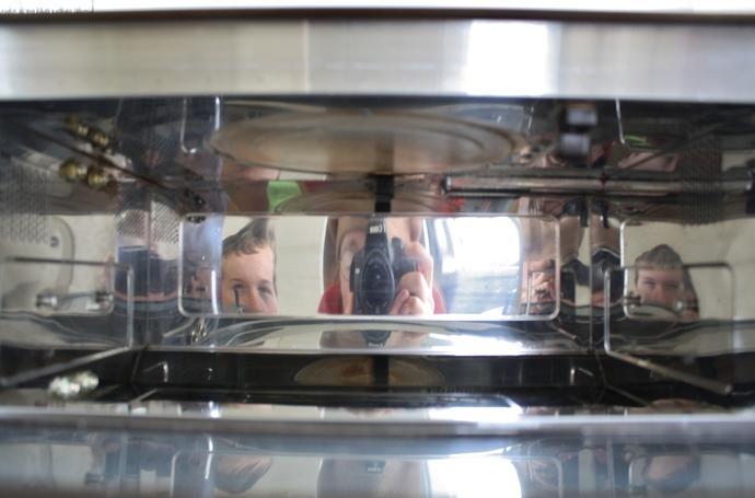 General Electric Omni 5 Microwave Oven Lauraslastditch