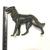 Vintage Bronze Hound