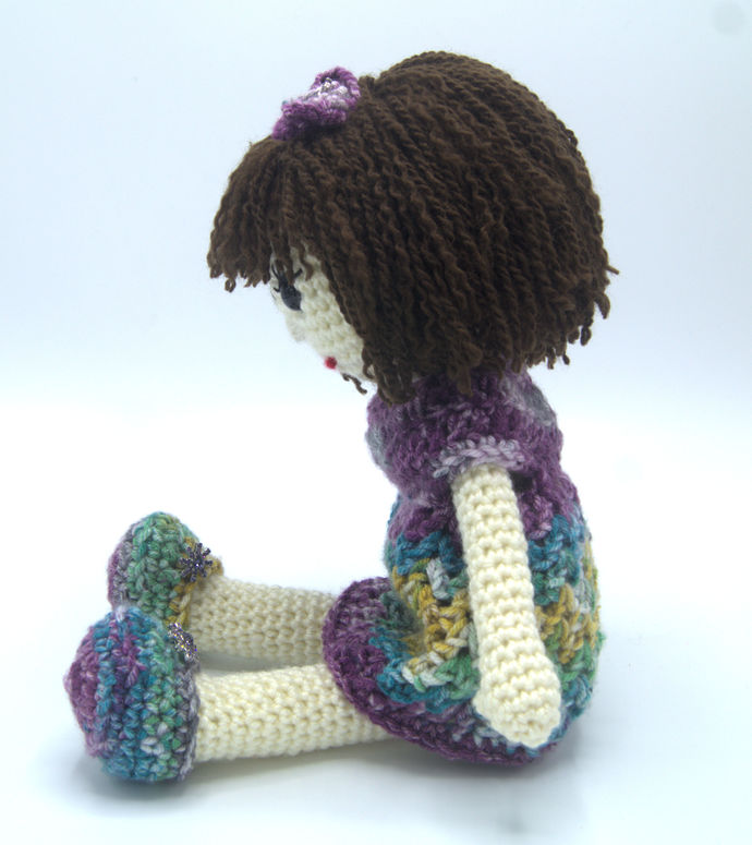 Amigurumi Doll/Crochet Doll/Toy Doll Art