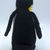Emperor Penguin and Baby Amigurumi/Stuffed Animal/Crochet Art