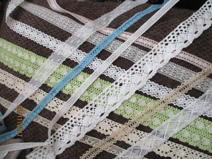 12 Yard Crochet Trim Pack