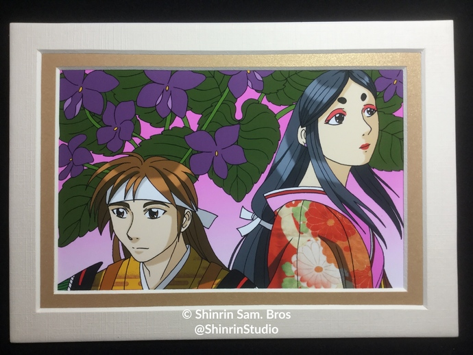 The Samurai and the Princess - Ronin Yoshino