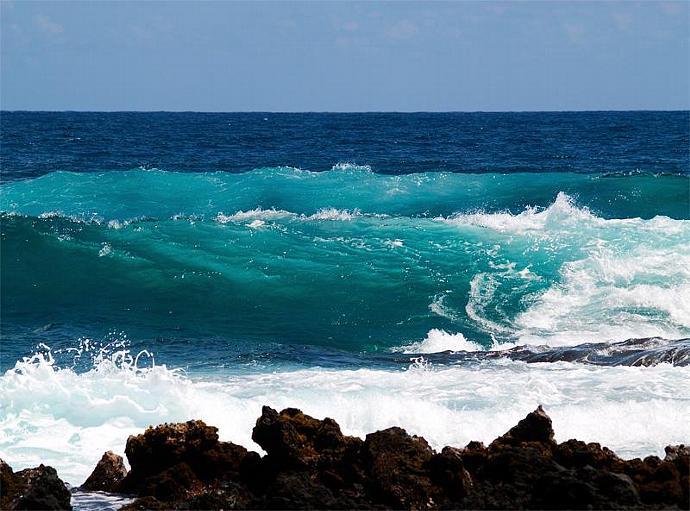 Double Waves- fine art print