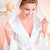 Long Tulle Bridal Robe F15(Lingerie, Nightdress), Bridal Lingerie, Wedding