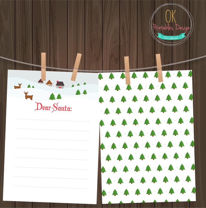 Santa Letter- Design 01