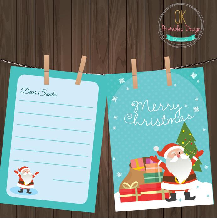 Santa Letter- Design 03