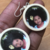 Earrings 25 mm Custom earrings- Please email your picture to
