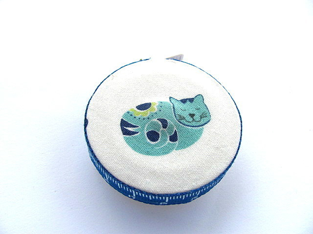 Retractable Measuring Tape Blue Cats Retractable Tape Measure