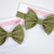 Little Guy Bow Tie - Berries on Green