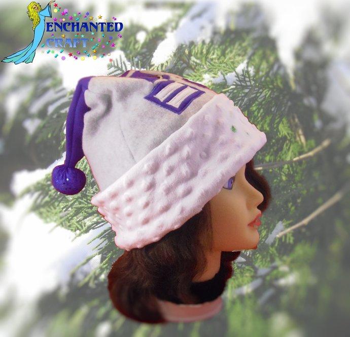 R2D2 SANTA hat for the STAR WARS fan
