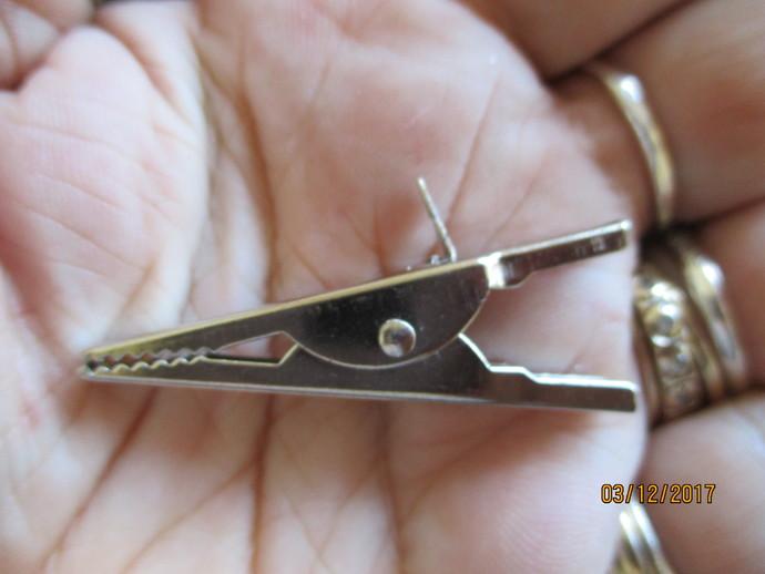 Metal Clips/Pins - Please Choose