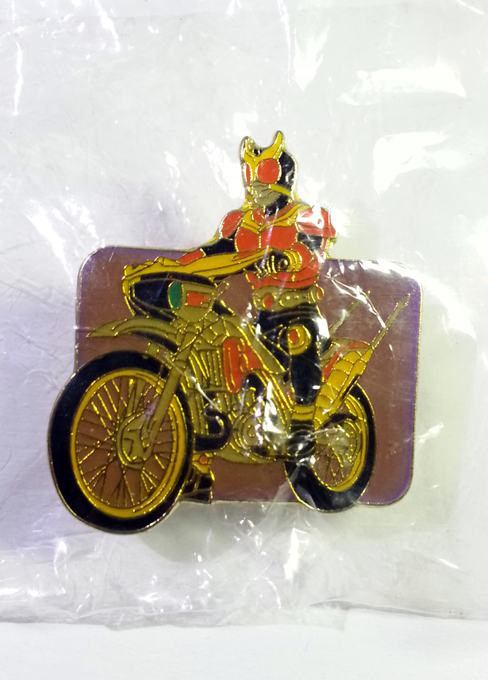 Masked Kamen Rider Kuuga Pin Badge (06) - TOEI Japanese Anime