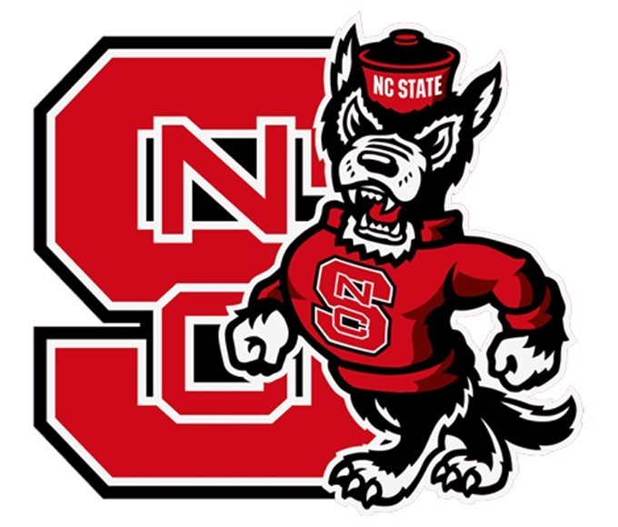NC State Wolf-Pack # 2 Cross Stitch Pattern***LOOK***X***INSTANT DOWNLOAD***