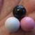 1 x 15mm Bell Bead - Please Choose Colour