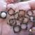 12 x Bronze Bead Spacers - Plus 6 FREE