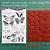 ALICE in WONDERLAND - set of unmounted rubber stamps PL48