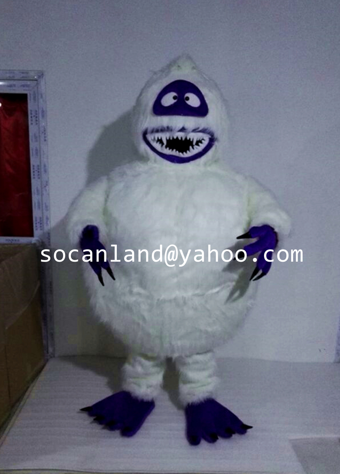 Abominable Snowman Costumes,Abominable Snowman Cosplay,Abominable Snowman