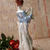 Vintage  porcelain  staue,ballerina,lady,women  ,handpainted,stamped
