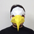 DIY Eagle mask,Party mask,lowpoly,3d papercraft,bird mask,PDF