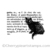 Italian dictionary CAT- CLING rubber stamp by Cherry Pie Art Stamps Q503