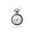 Pocket watch- CLING RuBBer STAMP  by Cherry Pie J281