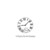 Clock face small -  CLING RuBBer STAMP  by Cherry Pie D150
