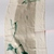 Vera Neumann Long Scarf In White With Red Roses And Green Leaves
