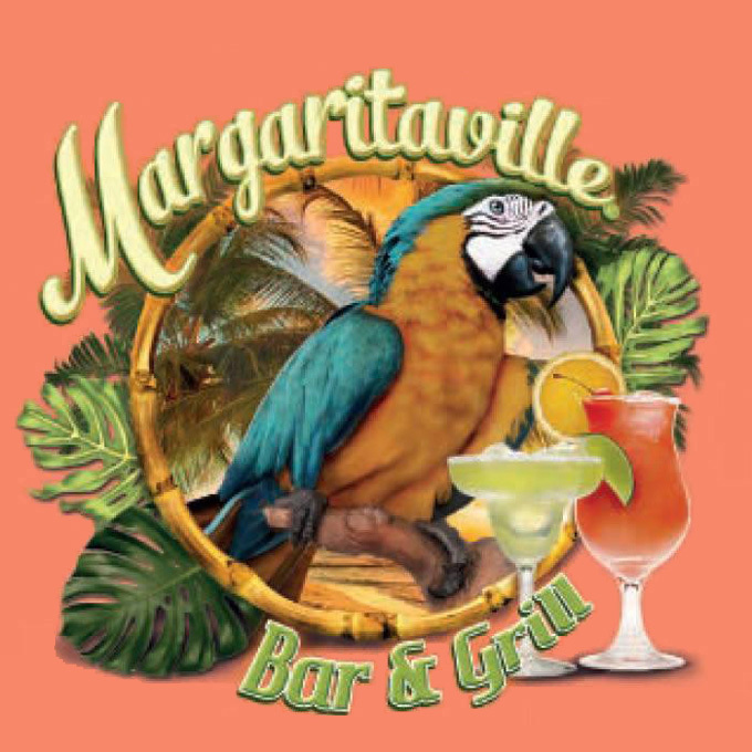 Margaritaville & Bar Grill Cross Stitch Pattern***LOOK*** ***INSTANT DOWNLOAD***