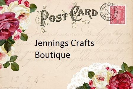 Canvas Postcard (c) Jennings Crafts Boutique
