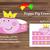 Peppa Pig paper Crown, Paper Crown, Peppa Pig Birthday Party Favor, PDF, Instant