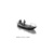 Boat with men- CLING rubber stamp by Cherry Pie D159
