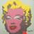 Andy Warhol Marilyn Monroe signed limited edition lithograph 1275/2400 II.23