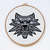 The Witcher Logo Cross Stitch Pattern PDF Download