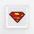 Superman Logo   Digital Download   Geek Cross Stitch Pattern   Comic Books