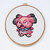 Snubbull  | Digital Download | Geek Cross Stitch Pattern | Pokemon Pattern