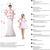 Sweetheart Burgundy Chiffon Long Prom Dress Popular Plus Size Formal Evening