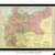 Vintage 1906 Map of Germany