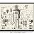 Vintage 1851 Physics Meteorology Physics Chemistry Set