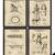 Vintage Fire Fighter Rescue Patent Set