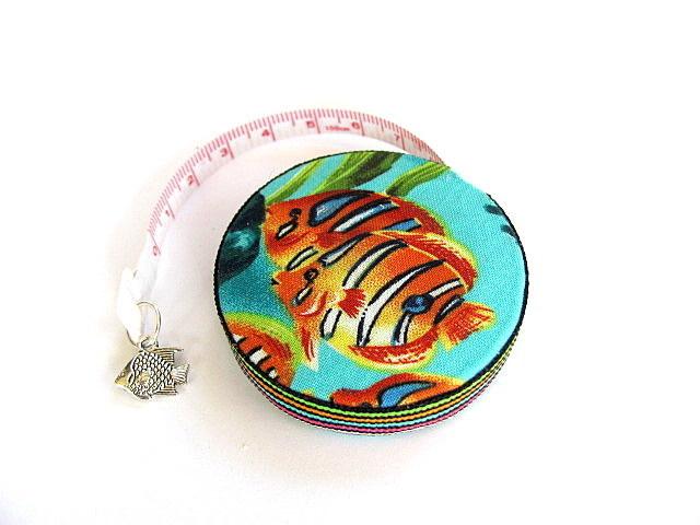 Measuring Tape Tropical Fish Retractable Tape Measure