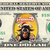 FERDINAND Movie on a REAL Dollar Bill Cash Money Collectible Memorabilia