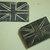 Jack Union- Handmade Unmounted Rubber stamp