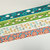 1 Roll Japanese Washi Tape (Pick 1) -Clouds with Heart,  Sheep Everywhere,