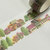 1 Roll of Limited Edition Washi Tape - My Home Town with lovely Trees