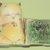 Vintage Shawnee Three Little Pigs Rare Gold Accent Paint Planter Nursery